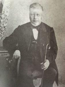 Musikdirektör Anders Sidner, 1815-1869